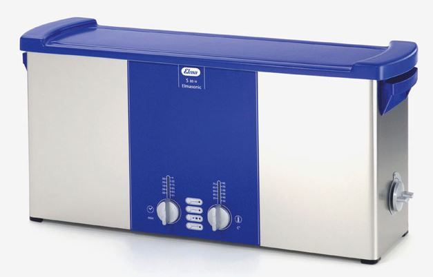 Ultrazvuková čistička Elmasonic S80H, objem vany 9,4 litru