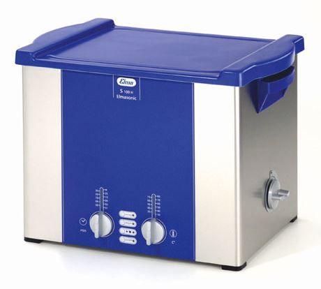 Ultrazvuková čistička Elmasonic S100H, objem vany 9,5 litru