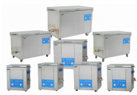 Průmyslová ultrazvuková čistička DS200H, vana 6 litrů, frekvence 40 kHz DSA