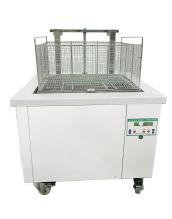 Ultrazvuková čistička Industrial 135 DM s automatickým zvedáním koše, vana 135 litrů DKG