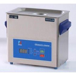 Dvoufrekvenční ultrazvuková čistička 100GL1, vana 2,5 litrů DSA