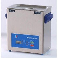 Dvoufrekvenční ultrazvuková čistička 100GL2, vana 4 litry DSA