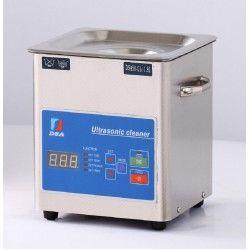 Dvoufrekvenční ultrazvuková čistička 50GL1, vana 1,6 litrů DSA