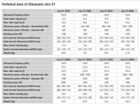 Elmasonic X-tra ST 300H