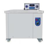 Ultrazvuková čistička Industrial 53 D, vana 53 litrů odolná vana proti kyselinám a zásadám DKG