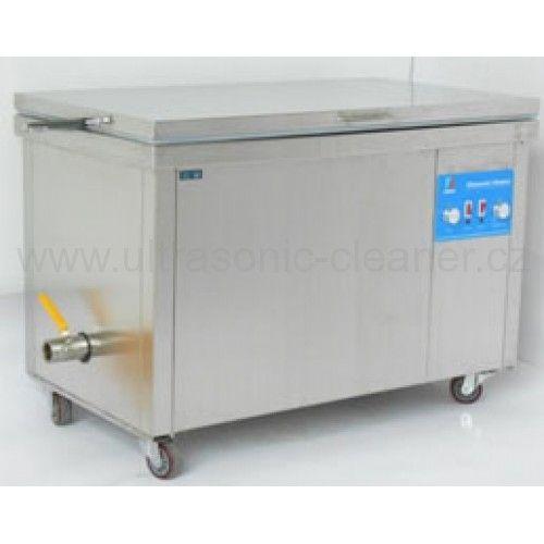 Průmyslová ultrazvuková čistička DS1800H, vana 60 litrů, frekvence 28 kHz DSA