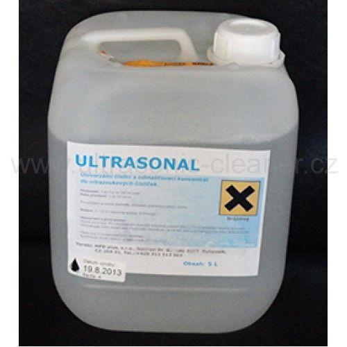 Ultrasonal universální čistící koncenttát, kanystr 10 litrů Ostatní
