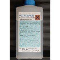 ULTRASONAL universální čistící koncentrát 0,5litru Ostatní