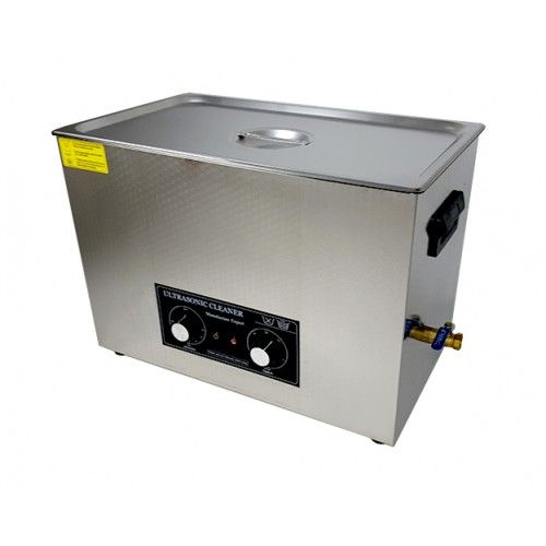 Ultrazvuková čistička ENETRON, vana 27 litrů, frekvence 28 kHz Sonic