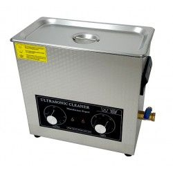 Ultrazvuková čistička ENE 4, vana 4,5 litru, frekvence ultrazvuku 28 kHz Sonic