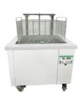 Ultrazvuková čistička Industrial 38 DM s automatickým zvedáním koše