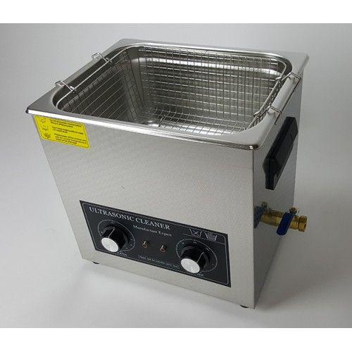 Ultrazvuková čistička ENETRON 6, vana 6 litrů, frekvence ultrazvuku 28 kHz Sonic