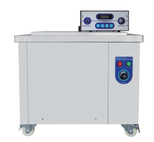 Průmyslová dvoufrekvenční ultrazvuková čistička DK-360W, vana 360 litrů DKG