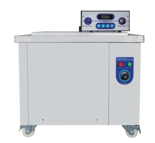 Průmyslová dvoufrekvenční ultrazvuková čistička DK-135W, vana 135 litrů DKG
