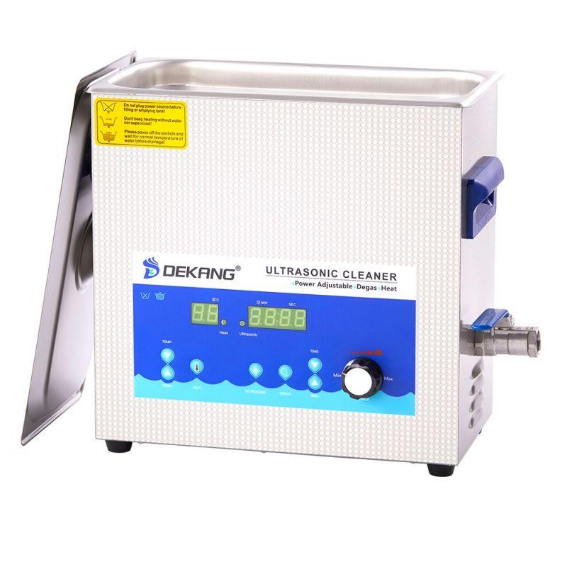 Ultrazvuková čistička DK-1000P s dual výkonem, vana 10 litru DKG