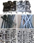 Průmyslová ultrazvuková čistička JYD-1030SG, vana 108 litrů JIAYUANDA Technology