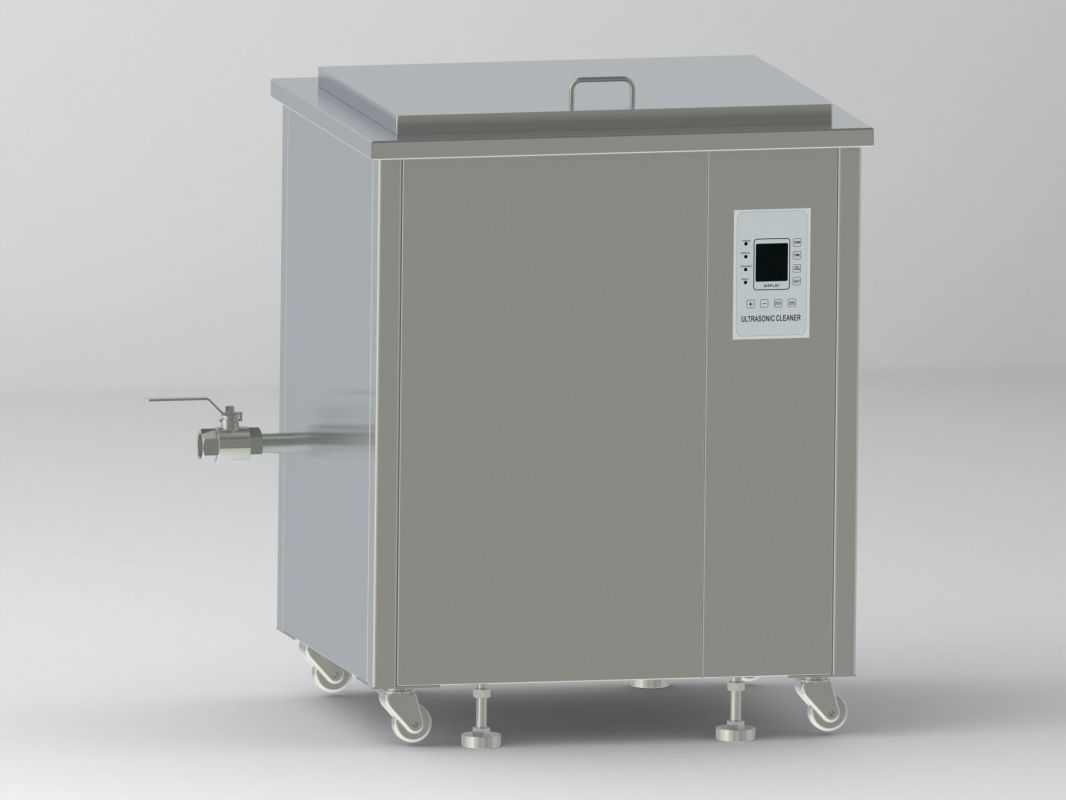 Průmyslová ultrazvuková čistička JYD-1072SG, vana 300 litrů JIAYUANDA Technology