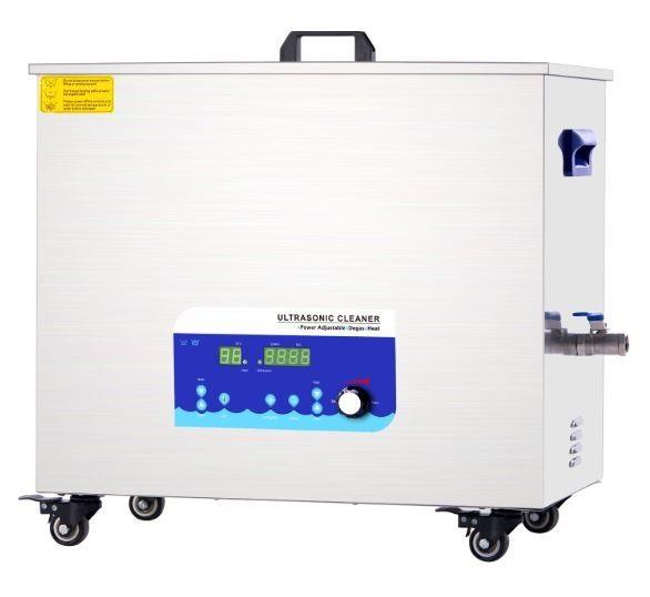 Průmyslová ultrazvuková čistička DK-3900P, vana 39L pro velké vytížení DKG