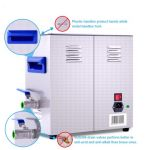 Ultrazvuková čistička Digital DK-130D, vana 1,3 litru DKG