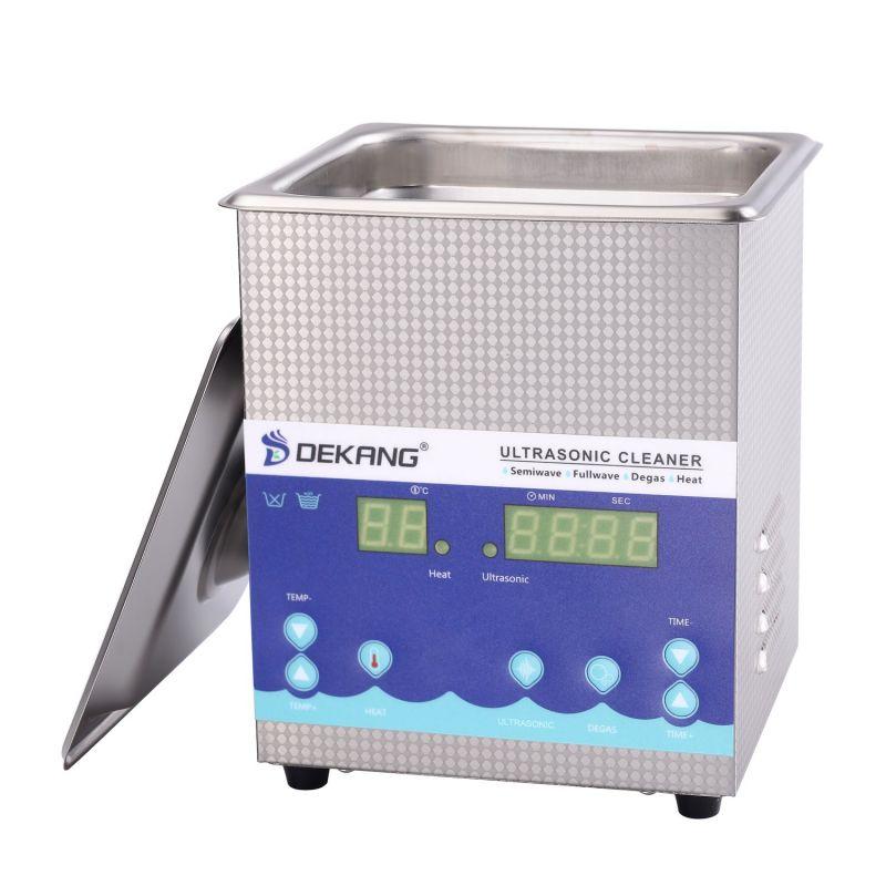 Ultrazvuková čistička Digital DK-200D, vana 2 litry DKG