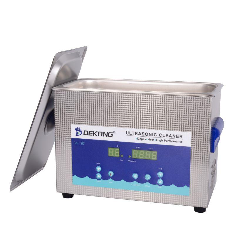 Ultrazvuková čistička DK-450D, vana 4,5 litrů DKG