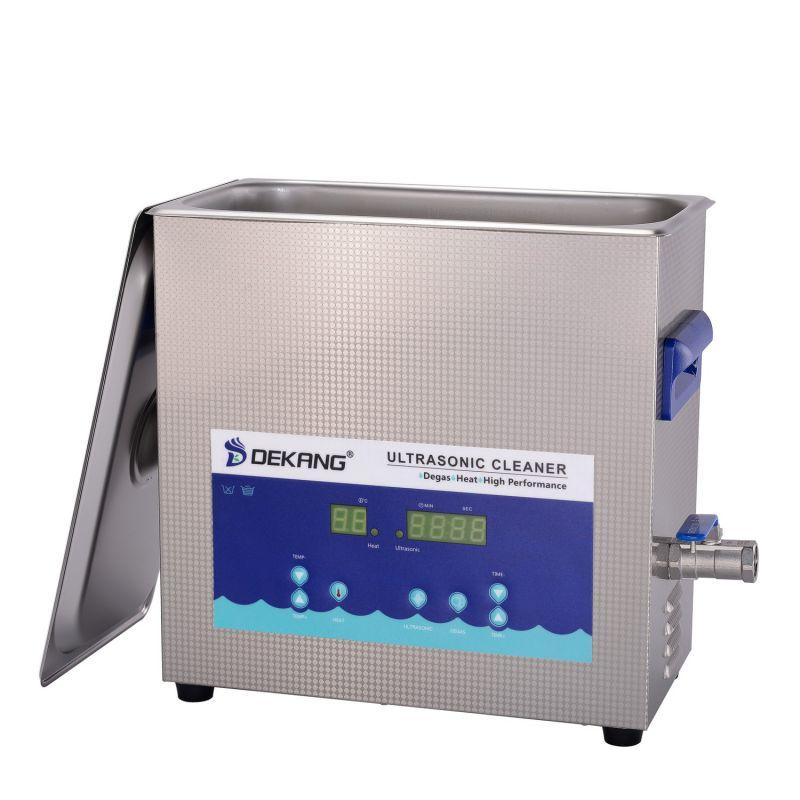 Ultrazvuková čistička DK-600D, vana 6,5 litrů DKG