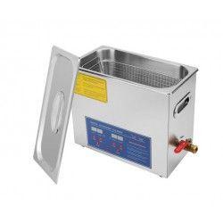 Ultrazvuková čistička ELASON, vana 6,5 litrů - 40 kHz TCV Machinery Equipment Co.Ltd