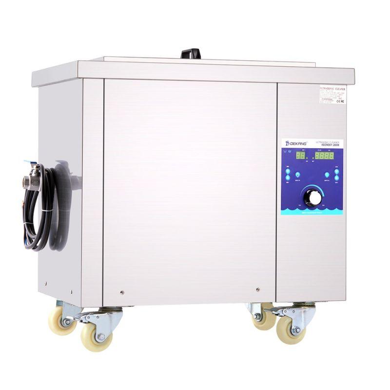 Průmyslová ultrazvuková čistička Industrial DK-135D, vana 135 litrů DKG