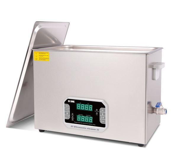Ultrazvuková čistička PF-300 se střídavou frekvencí 33,40 KHZ, vana 3 litry DKG