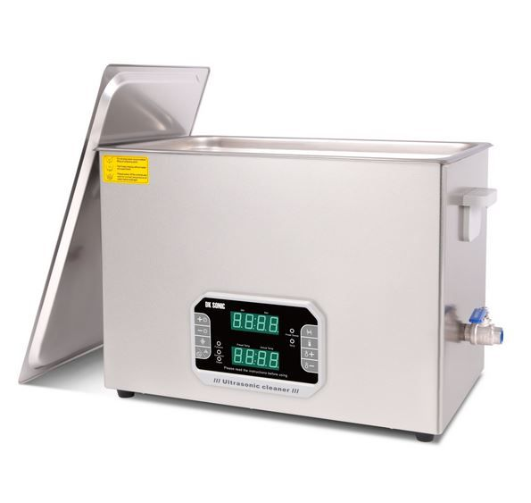 Ultrazvuková čistička PF-3000 se střídavou frekvencí 33,40 KHZ, vana 30 litru DKG
