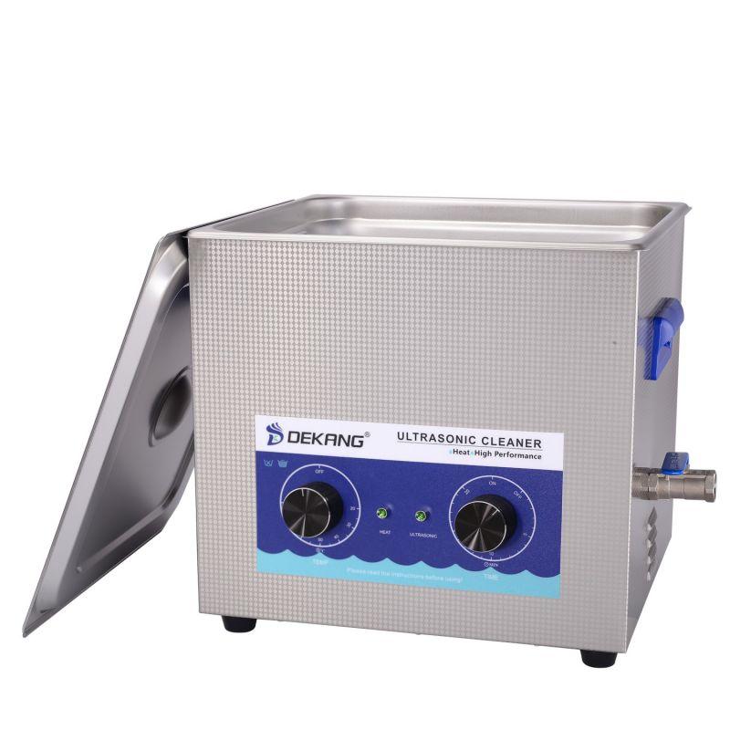 Ultrazvuková čistička s mechanickým ovládáním DK-1500H, vana 15 litrů DKG