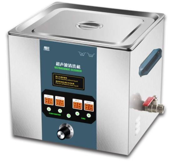 Vysokofrekvenční ultrazvuková čistička UC-8240L, vana 11L, frekvence 53/68/80/100/130KHz JIAYUANDA Technology