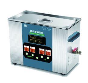 Vysokofrekvenční ultrazvuková čistička UC-8120, vana 3,2L, frekvence 53/68/80/100/130KHz JIAYUANDA Technology