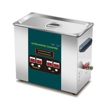 Vysokofrekvenční ultrazvuková čistička UC-8180L, vana 6,8L, frekvence 53/68/80/100/130KHz JIAYUANDA Technology