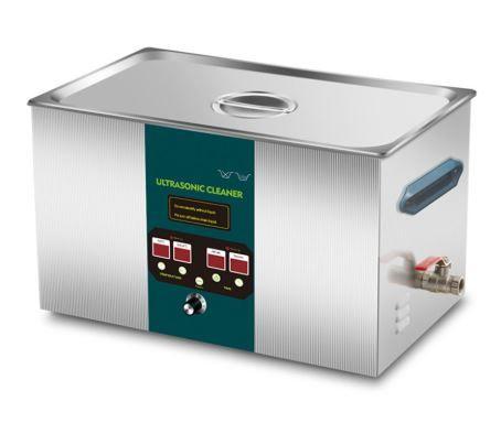 Vysokofrekvenční ultrazvuková čistička UC-8480, vana 22L, frekvence 53/68/80/100/130KHz JIAYUANDA Technology